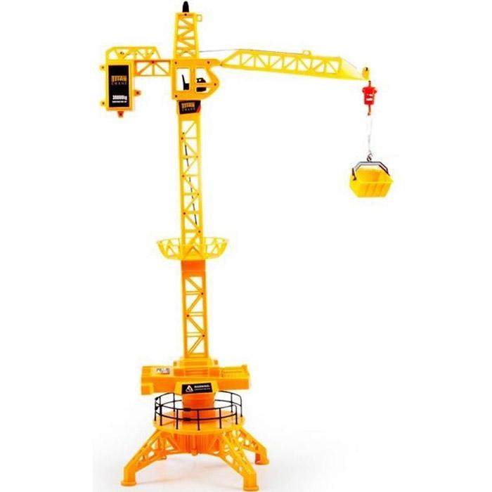 Радиоуправляемый строительный кран (1:40, 76 см)