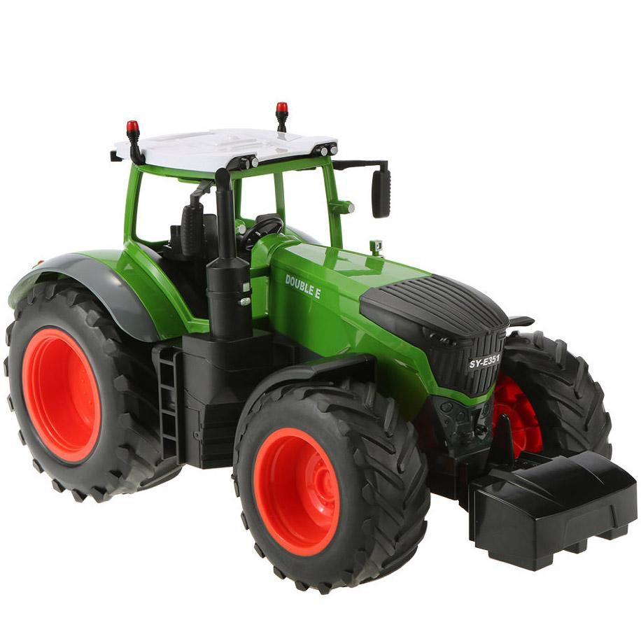 Радиоуправляемый Трактор с прицепом (1:16, 71 см.)