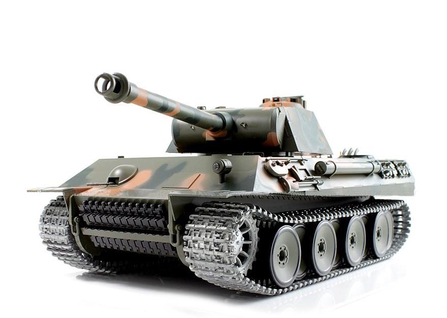 Радиоуправляемый танк «Пантера» PzKpfw V Panther