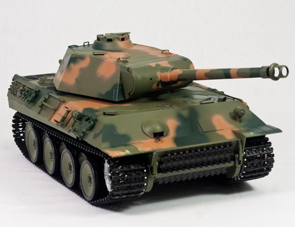 Радиоуправляемый танк «Пантера» PzKpfw V Panther - Картинка