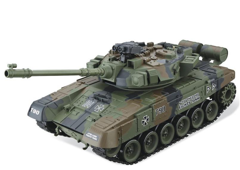 Радиоуправляемый Танк Т-90 «Владимир» (1:20, 31 см)