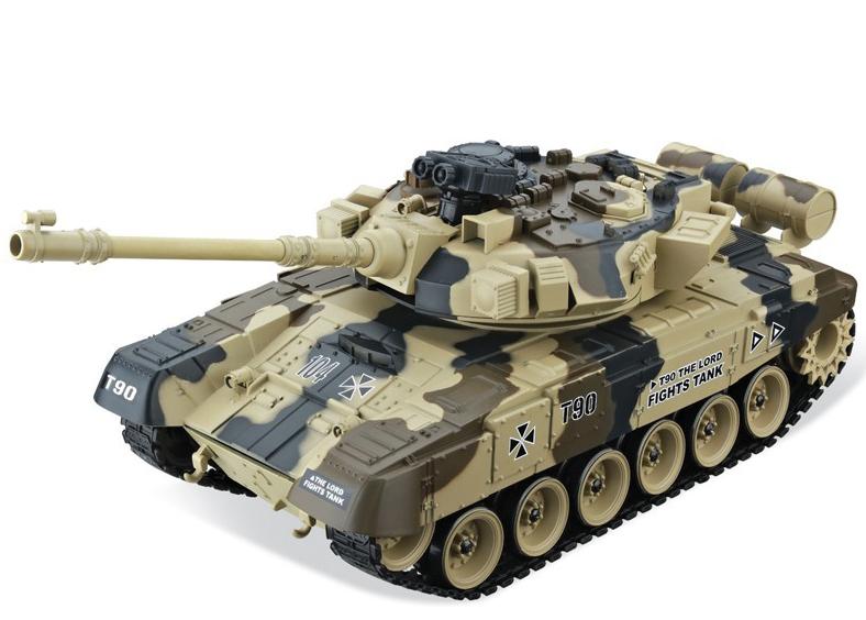 Радиоуправляемый Танк 1:20 Т-90 «Владимир» (31 см) - В интернет-магазине