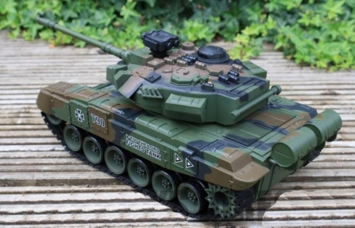 Радиоуправляемый Танк 1:20 Т-90 «Владимир» (31 см) - Фотография