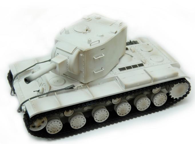 Радиоуправляемый танк КВ-2 - В интернет-магазине