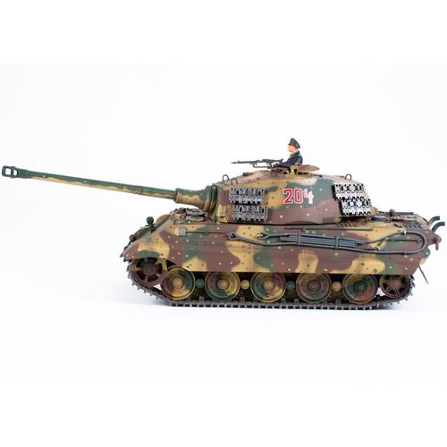 Радиоуправляемый танк «Королевский тигр» King Tiger 2 - В интернет-магазине