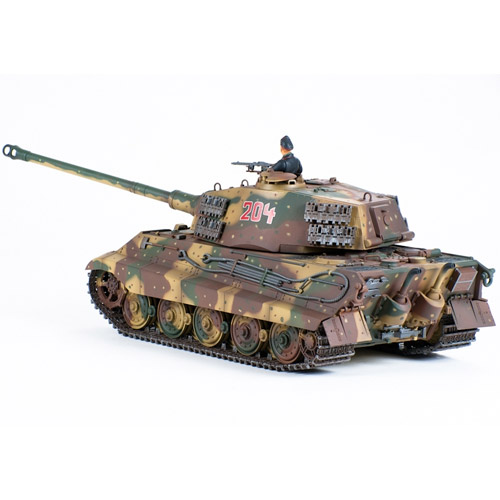 Радиоуправляемый танк «Королевский тигр» King Tiger 2 - Фото