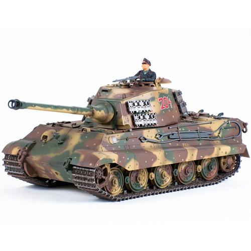Радиоуправляемый танк «Королевский тигр» King Tiger 2