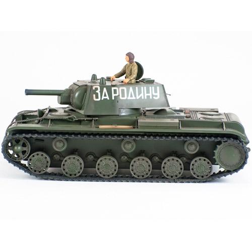 Радиоуправляемый танк КВ-1 - Фотография