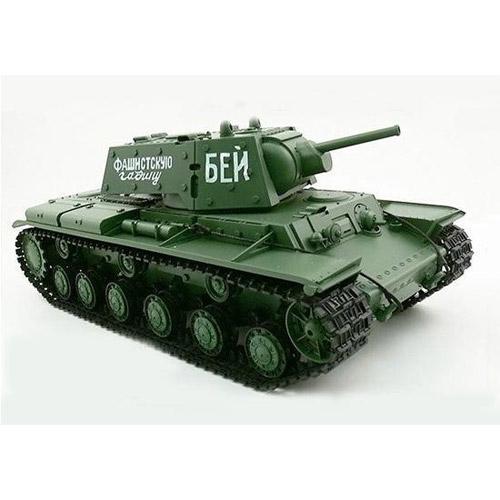 Радиоуправляемый танк КВ-1 «Клим Ворошилов» с пневмопушкой