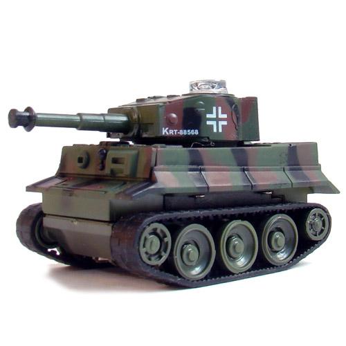 Микро танк для iPhone и Android (6 см.) - Картинка