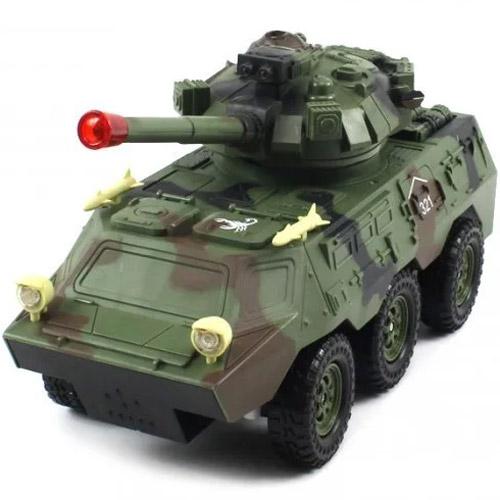 Радиоуправляемый Бронетранспортер Armored Car (1:20, 30 см.)