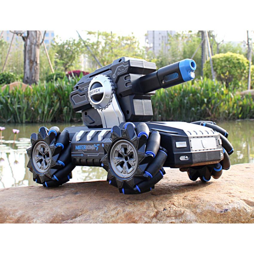 Радиоуправляемый Дрифт-танк Mech Chariot