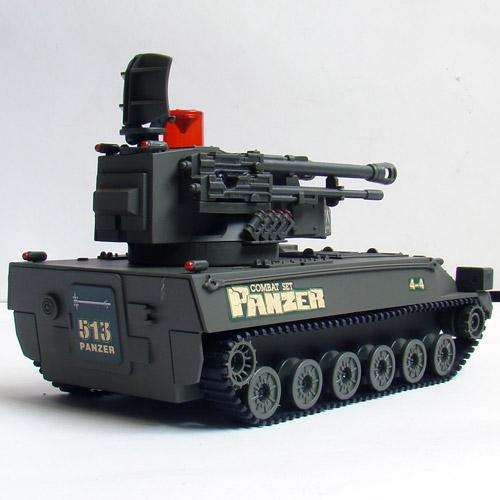 Радиоуправляемый Танковый бой 1:32 Современные танки (2 танка по 22 см) - Картинка