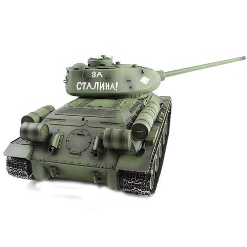 Радиоуправляемый танк Т-34 «Тридцатьчетвёрка» (1:16, 2,4GHz) - Фотография