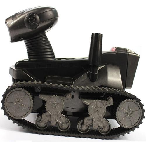 Танк-шпион LT-728 (передача видео в реальном времени)