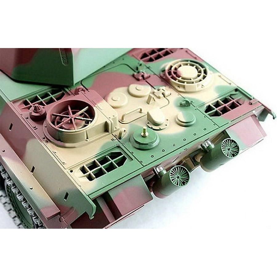 Радиоуправляемый Танк «Пантера» PzKpfw V Panther (пневмопушка, 1:16, 54 см.) - Фотография