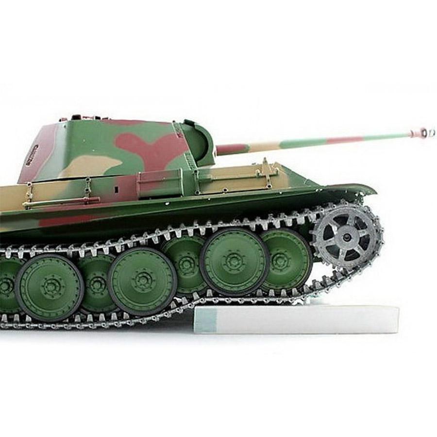 Радиоуправляемый Танк «Пантера» PzKpfw V Panther (пневмопушка, 1:16, 54 см.) - Картинка
