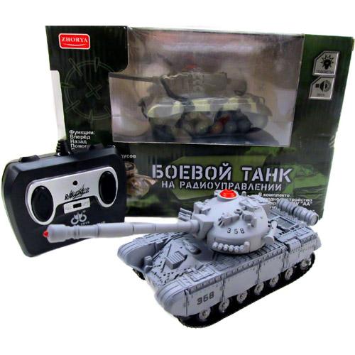 Радиоуправляемый Танк Т-72 (1:28, 25 см) - В интернет-магазине