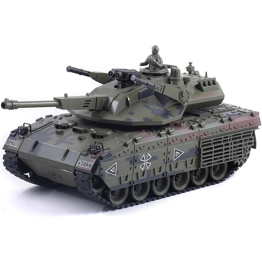 Радиоуправляемый Танк Т-14 Армата Прототип (пневмопушка, 1:20, 34 см)