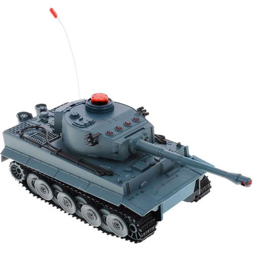 Радиоуправляемый Танковый бой 1:32 Т-34 vs. Tiger I (22 см, 2.4Ghz) - Фотография