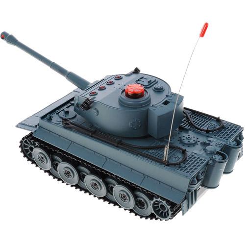 Радиоуправляемый Танковый бой 1:32 Т-34 vs. Tiger I (22 см, 2.4Ghz) - Картинка