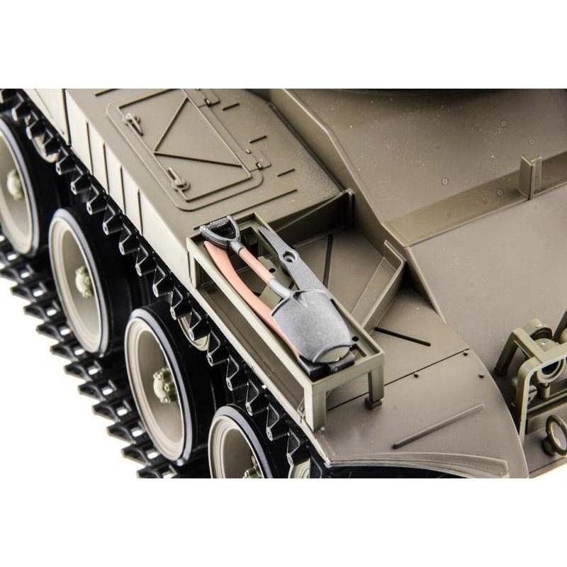 Радиоуправляемый Танк M41 Walker Bulldog (пневмопушка, 1:16, 52 см.) - В интернет-магазине