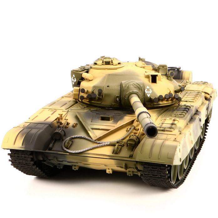 Радиоуправляемый Танк Т-72 М1 (пневмопушка, 1:24, 42 см.) - Фотография