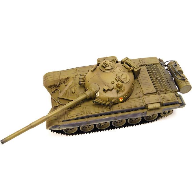 Радиоуправляемый Танк Т-72 М1 (пневмопушка, 1:24, 42 см.) - В интернет-магазине
