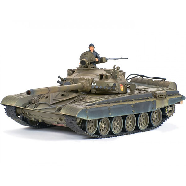 Радиоуправляемый Танк Т-72 М1 (пневмопушка, 1:24, 42 см.)