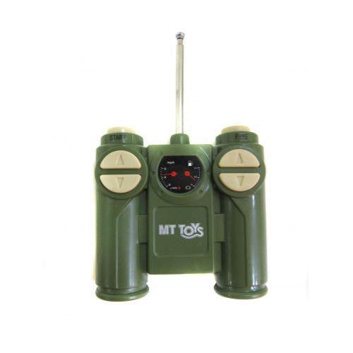 Радиоуправляемый Танковый бой 1:48 Zhorya (2 танка 14 см) - Картинка