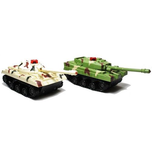 Радиоуправляемый Танковый бой 1:48 Zhorya (2 танка 14 см)