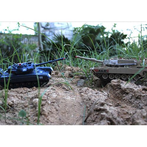 Радиоуправляемый танковый бой 1:48  Abrams M1A2 vs. Т-90 - В интернет-магазине