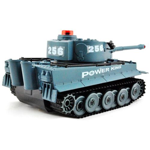Радиоуправляемый Танковый бой Leopard 2A5 vs. Tiger I (1:32, 22 см, 2.4Ghz)