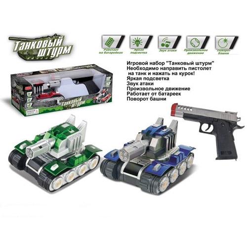 Игрушка тир Танковый штурм - В интернет-магазине