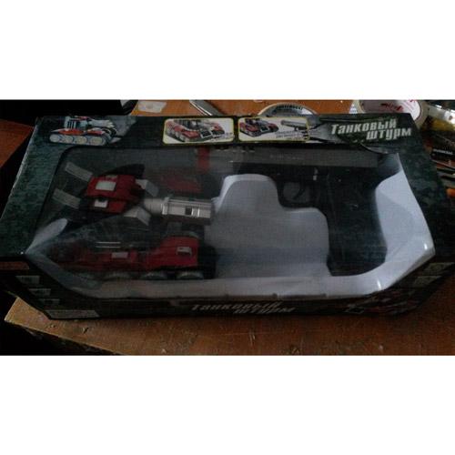 Игрушка тир Танковый штурм - Фото