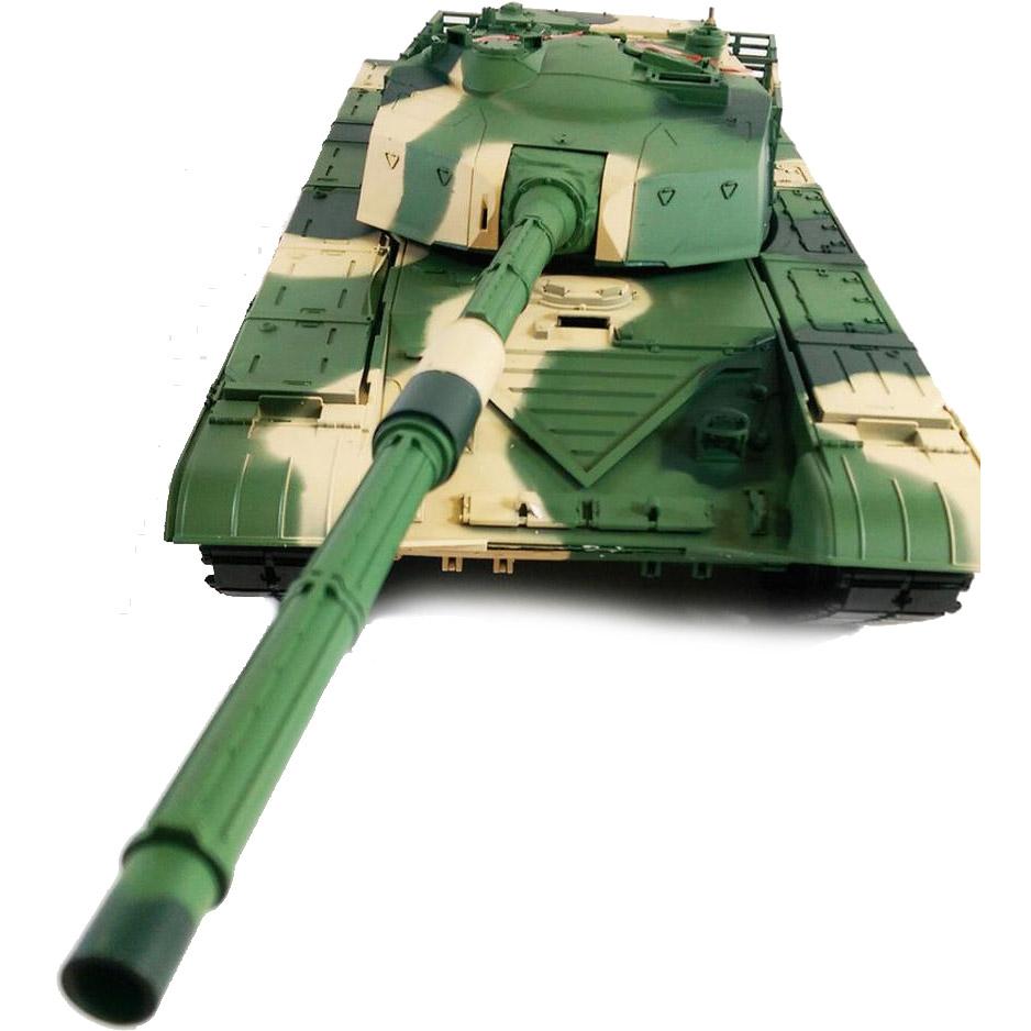 Радиоуправляемый Танк ZTZ-99 (пневмопушка, 1:16, 53 см.) - Изображение