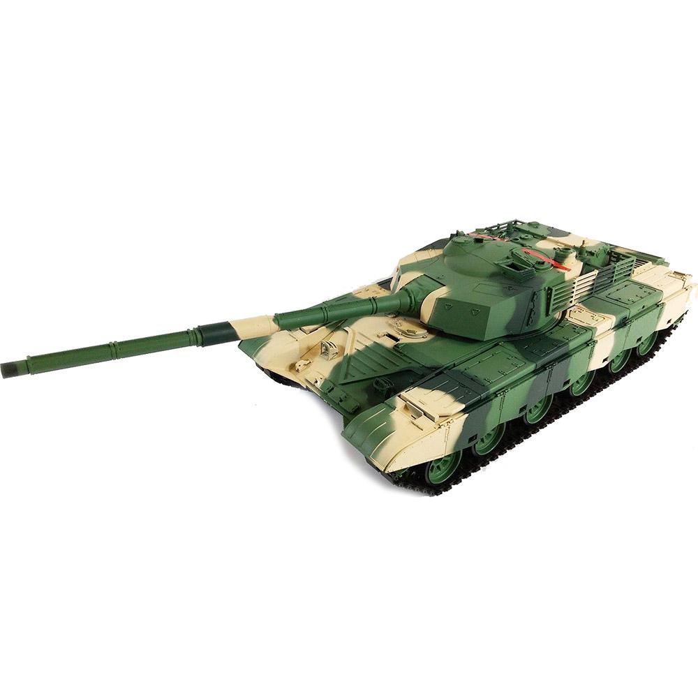 Радиоуправляемый Танк ZTZ-99 (пневмопушка, 1:16, 53 см.) - В интернет-магазине