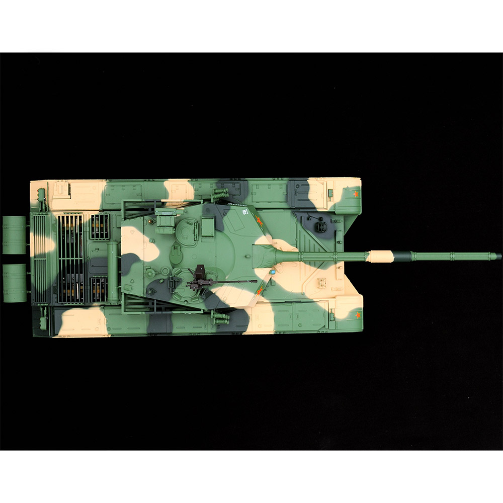 Радиоуправляемый Танк ZTZ-99 (пневмопушка, 1:16, 53 см.) - Фото