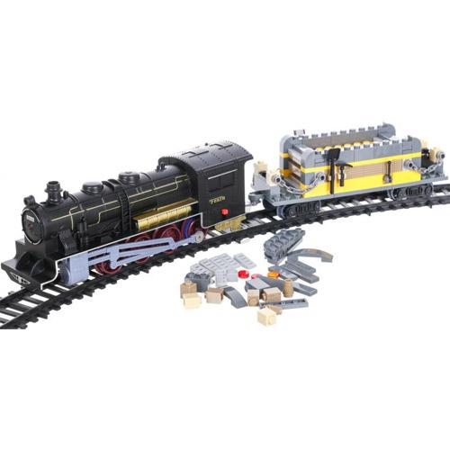 Конструктор Железная дорога (120-350 деталей, 388 см)