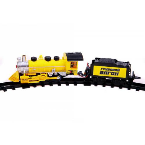 Желтый Радиоуправляемая Железная дорога (86 см.)