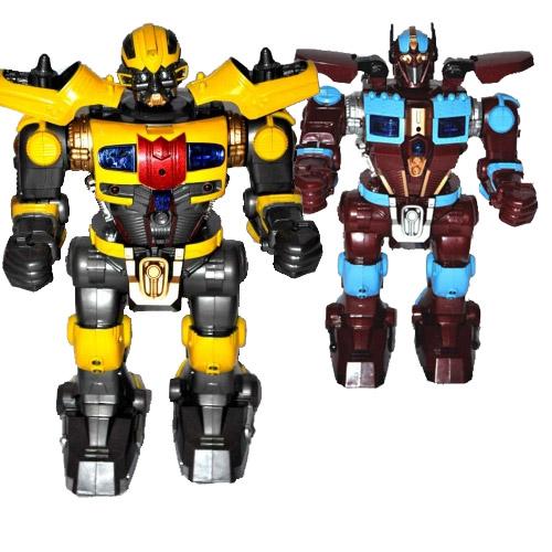 Набор боевые роботы (2 шт., 30 см)