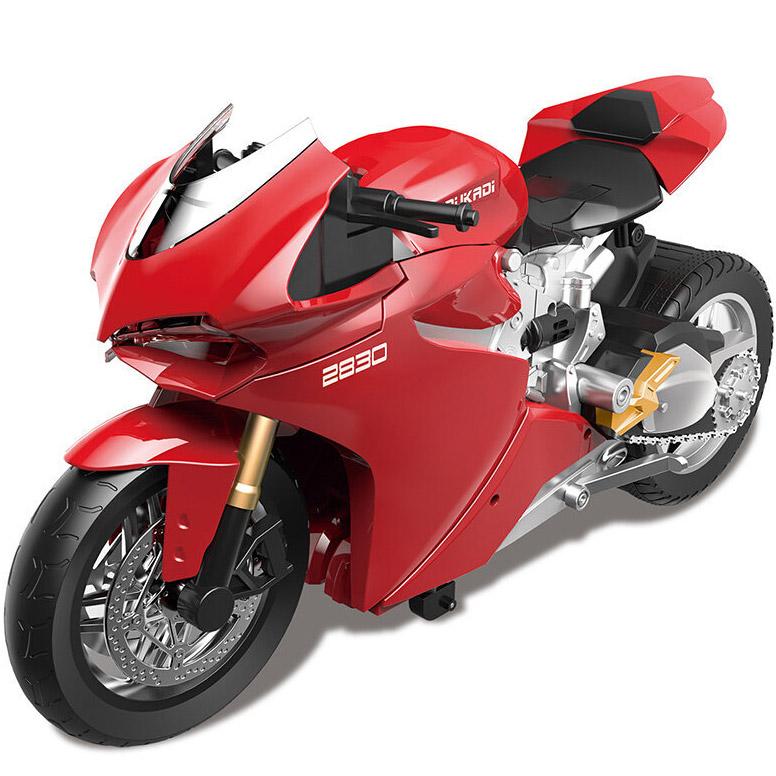 Радиоуправляемый Трансформер-мотоцикл Duccati (46 см) - В интернет-магазине