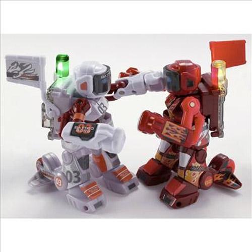 Радиоуправляемый Робот-боксер (2.4 GHz) - Картинка
