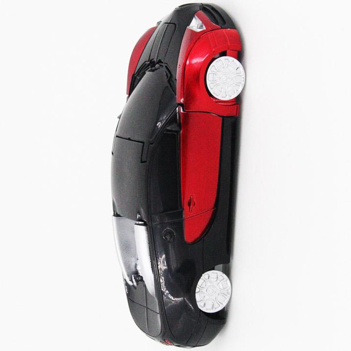 Радиоуправляемый стенолаз-трансформер Bugatti (16 см) - В интернет-магазине