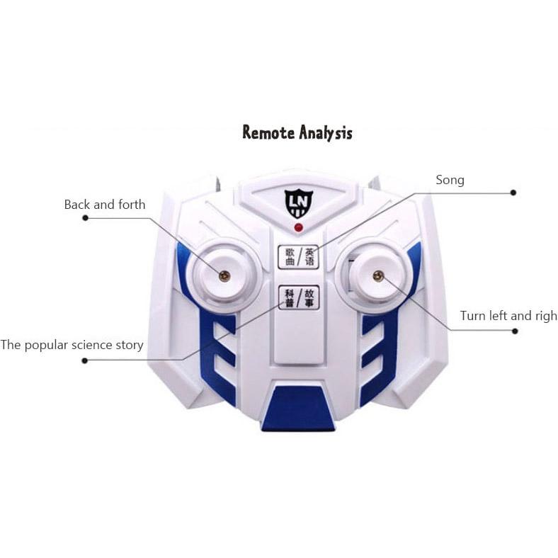 Радиоуправляемый Трансформер собирающийся из 2-х машинок (28 см.) - В интернет-магазине