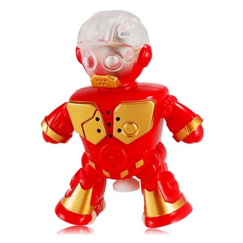 Интерактивный робот-танцор (10 см.)
