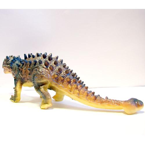 Интерактивный динозавр Эуплоцефал