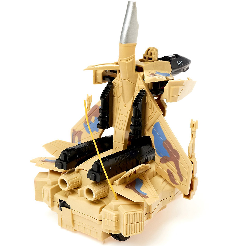 Радиоуправляемый Истребитель-трансформер (18 см)