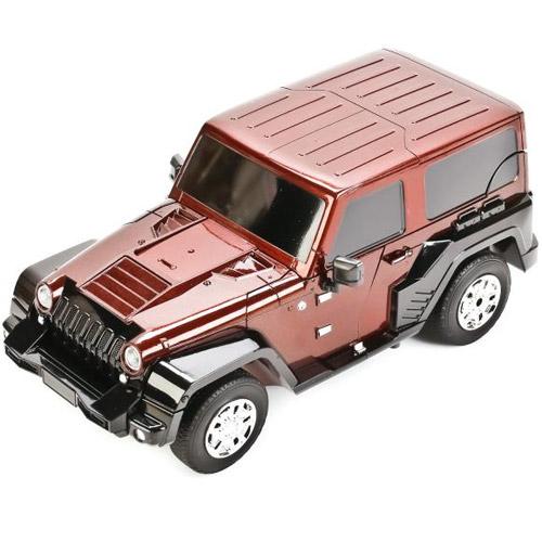 Радиоуправляемый Трансформер Jeep (27 см, 2.4 GHz) - Фотография
