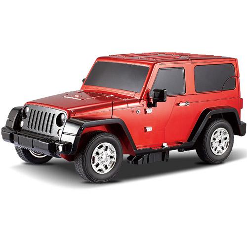 Радиоуправляемый Джип-трансформер Jeep (25 см) - Фото